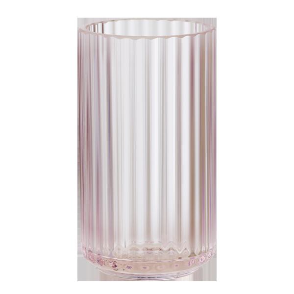 lyngby vase lyserød